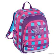 Фиолетовый школьный ранец Step by Step SchoolBaggyMax Speedy
