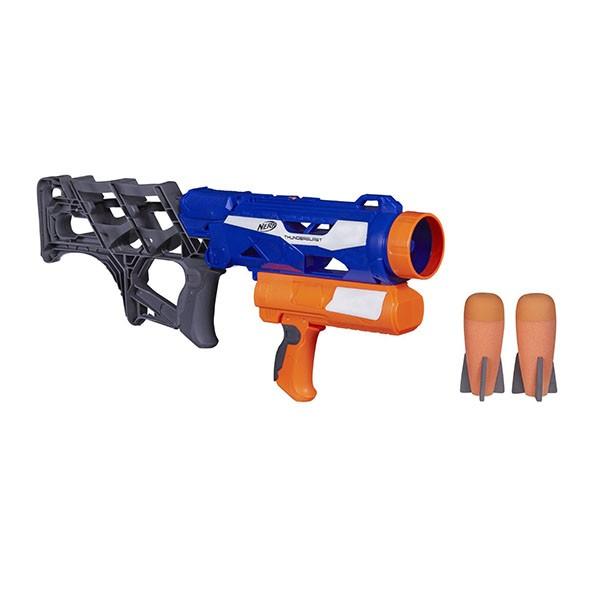 Игрушечное оружие Hasbro Nerf Бластер Элит Ракетница
