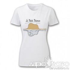 Женская футболка Маленький Принц. Удав