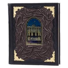 Подарочная книга о Санкт-Петербурге на английском языке