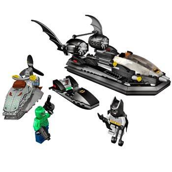 Конструктор Lego «Погоня за Киллер Крок»