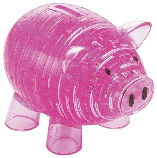 3D пазл Свинка, копилка