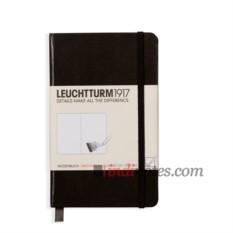 Черный скретчбук Leuchtturm 1917 Pocket Sketchbook Black