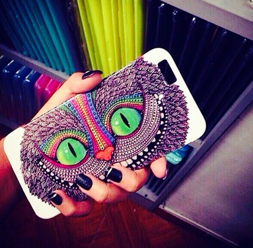 Чехол для IPhone Cheshire cat