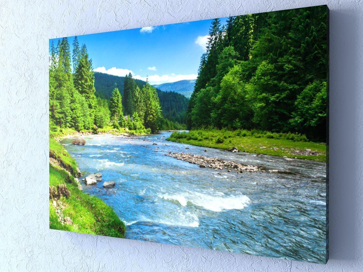Фотокартина Горная река 2