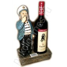 Подставка для бутылок из полистоуна Моряк