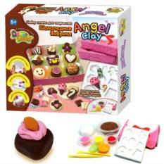 Ангельская глина «Шоколадная фабрика»