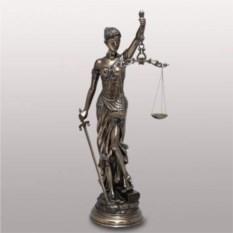Статуэтка «Фемида – богиня правосудия»