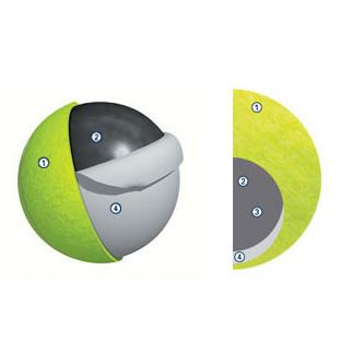 Мяч WTA Tour