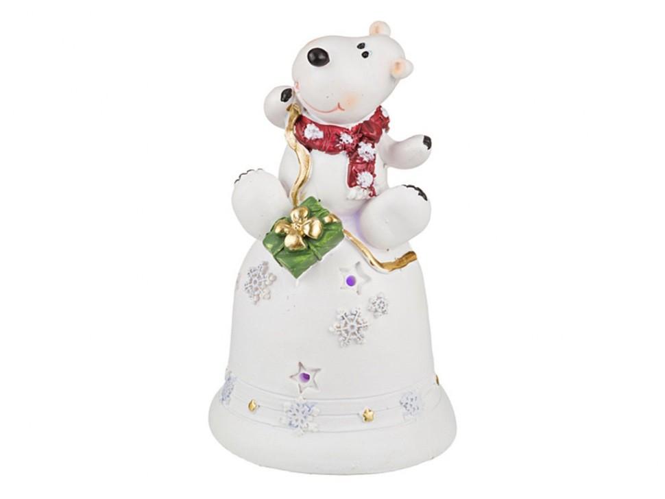 Фигурка с подсветкой Полярный мишка