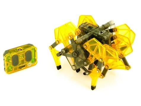 Микроробот Strandbeast, желтый
