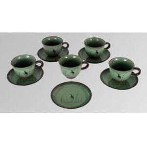 Чашки для чая, 10 предметов
