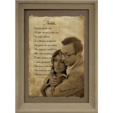 Поздравление в стихах на годовщину отношений, папирус, багет