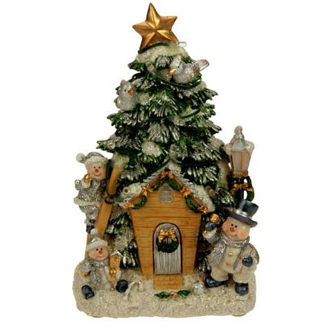 Композиция «Санта Клаус»