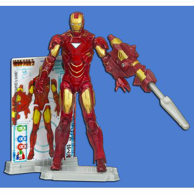Фигурка Iron Man 2 Mark VI