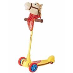 Детский самокат с игрушкой Razor Kuties Cowboy
