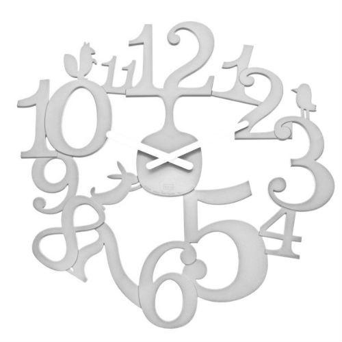 Настенные часы Pip, белый, Koziol