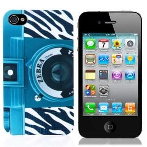Чехол для iPhone 4/4S Ломография