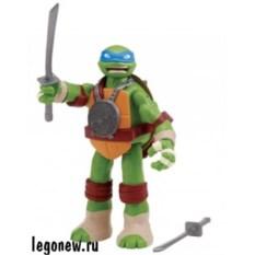 Фигурка Turtles Черепашки-ниндзя. Леонардо со звуком