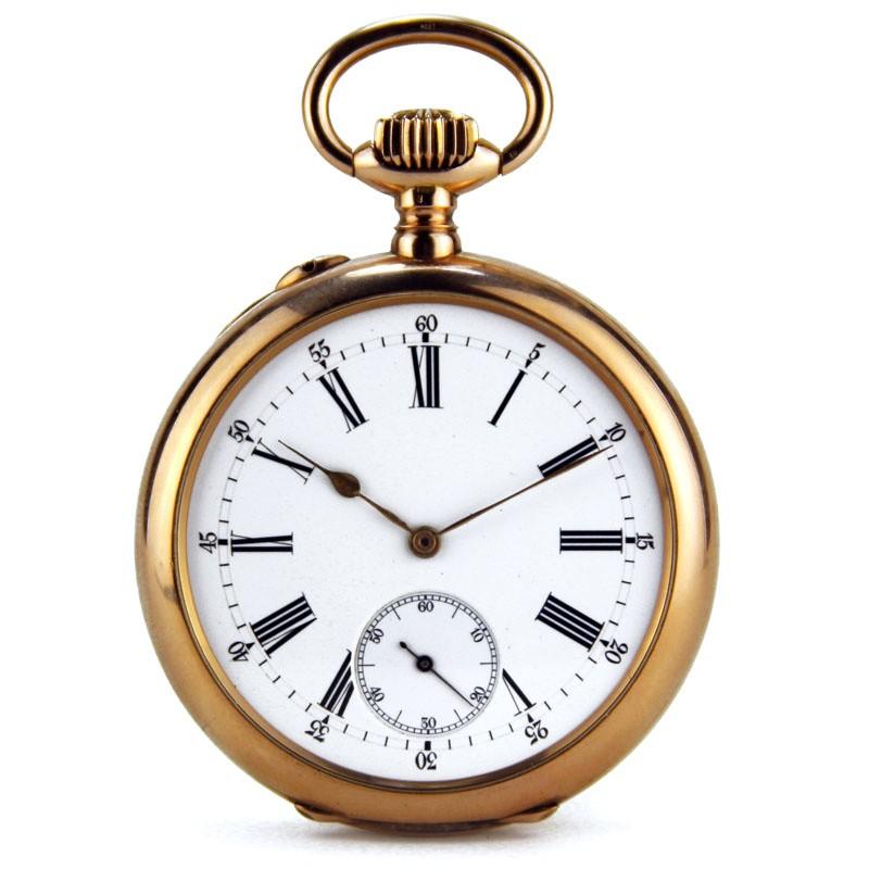 Карманные часы Павел Буре