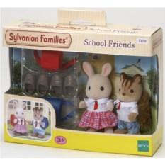 Игровой набор Sylvanian Families Школьные друзья