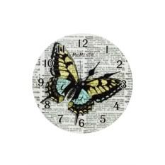 Настенные часы Полет бабочки