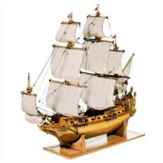 Модель фрегата Святой Павел