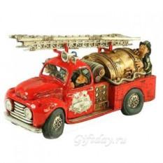 Статуэтка Пожарная машина