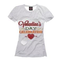 Женская футболка Для возлюбленной