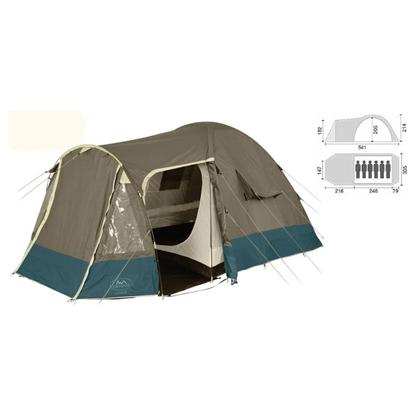 Палатка  шестиместная Campus