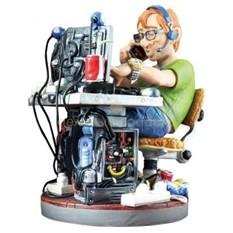 Скульптура Компьютерщик