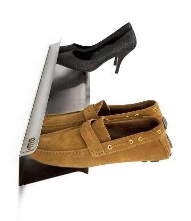 Горизонтальная полка для обуви 700 mm