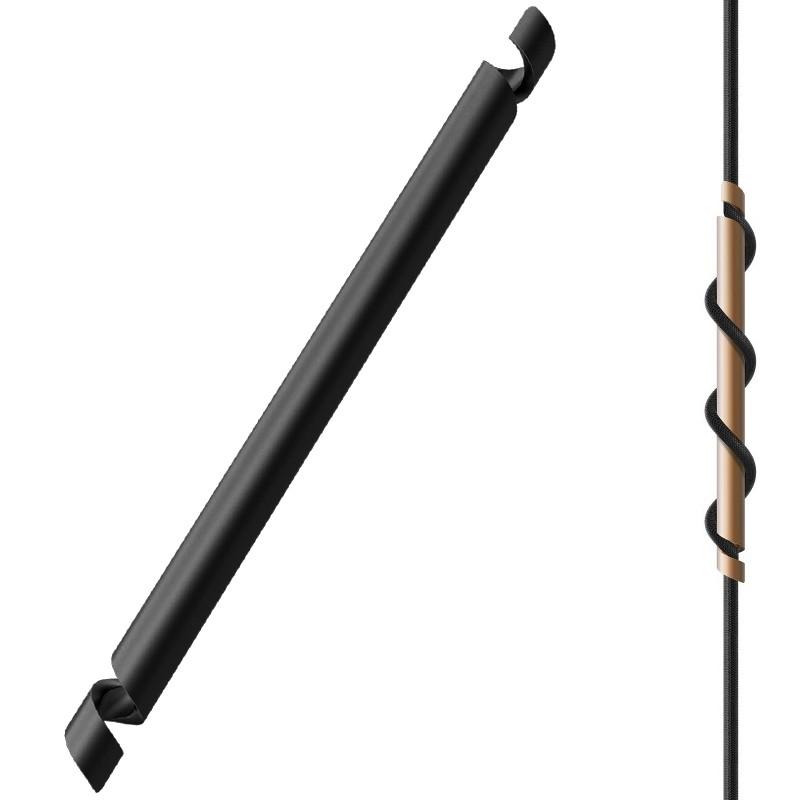 Черный регулятор длины провода Vita