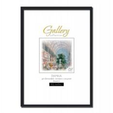 Черная узкая фоторамка Gallery 59,4х84,1