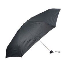 Мужской складной зонт в чехле на молнии