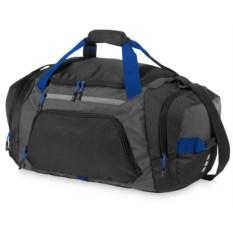 Черная спортивная сумка Milton