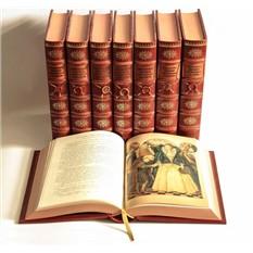 Подарочная книга Библиотека мировой литературы для детей 58 томов