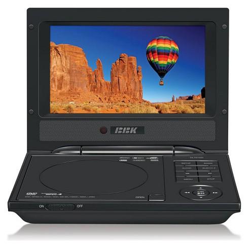 Портативный DVD-плеер BBK DL9016SI