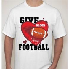Мужская футболка Give football
