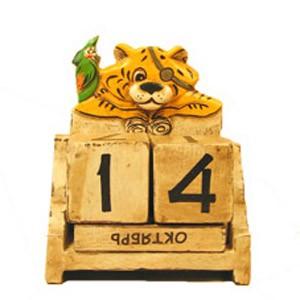 Календарь «Тигр-пират»