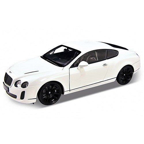 Модель машины Bentley Continental Supersports от Welly