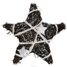 Новогоднее декоративное украшение ScrapBerry's Звездочка
