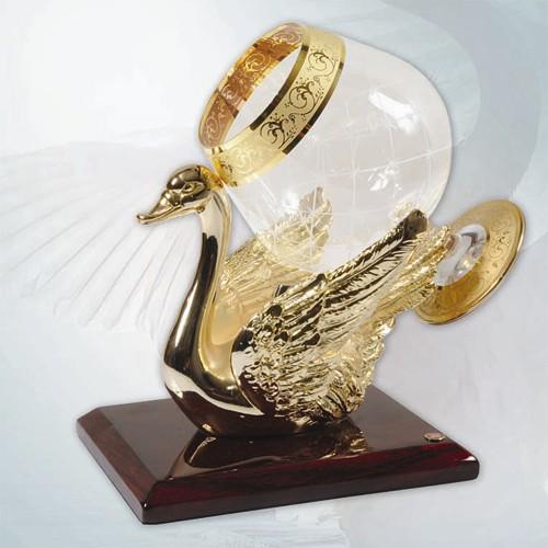 Коньячница Лебедушка