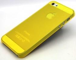Ультратонкий чехол для iphone 5