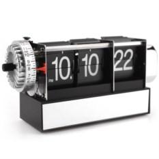 Перекидные часы с будильником Flip clock