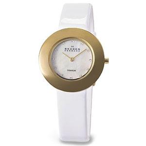 Женские наручные часы Skagen Titanium