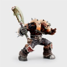 Фигурка Orc Warriror Garrosh Hellscream Action Figure