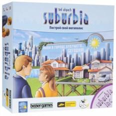 Игра Suburbia Построй свой мегаполис