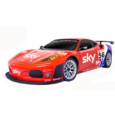 Радиоуправляемая машина Ferrari F430