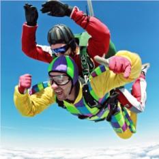 Сертификат Прыжок с парашютом в тандеме с инструктором